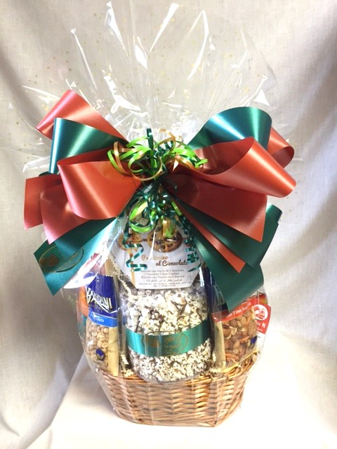 Autumn gift baskets 2017