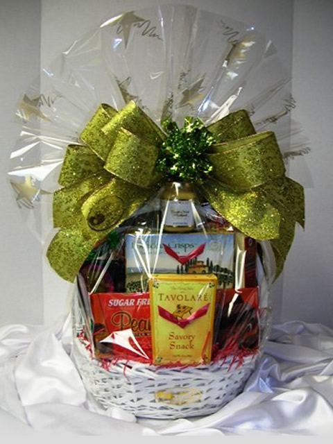 Healthy Choice Basket - Auntie M Gift