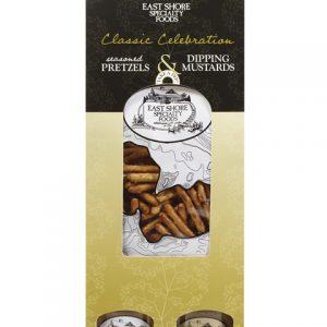 Pretzels Mustards Classic