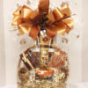 home for the holidays gift-basket